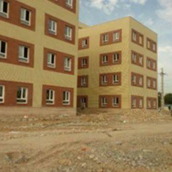منازل اساتید دانشگاه جندی شاپور دزفول