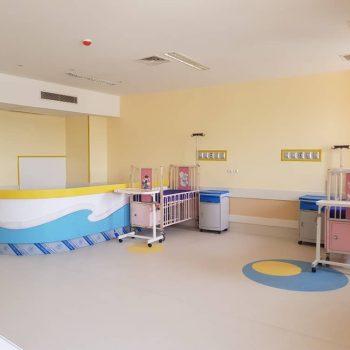 احداث بیمارستان کودکان ابوذر اهواز