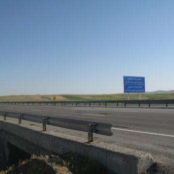 احداث قطعه ۴ آزاد راه زنجان تبریز