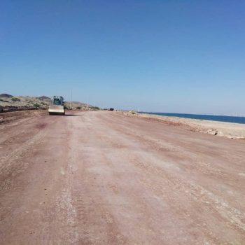 کمک احداث به رینگ جزیره از اسکله تا بوستان فانوس دریایی