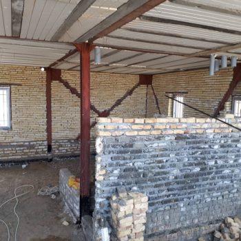 احداث کتابخانه در روستای کهک