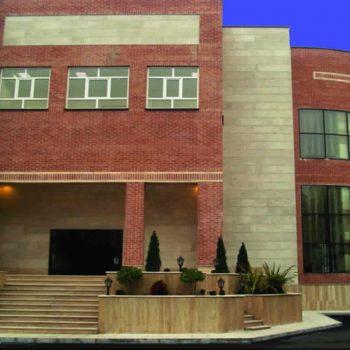 احداث سالنهای چند منظوره هتل پارسیان اوین