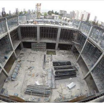 احداث مرکز تجاری ، اقامتی فیروزه شرق مشهد