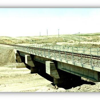 راه آهن مشهد – سرخس ( قطعه ۵ )