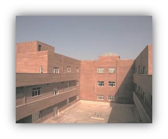 دانشگاه علوم وفنون دریایی خرمشهر – ساختمان دانشکده مهندسی