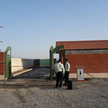 احداث پاسگاه قلعه گنج کرمان