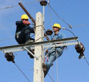 اجرای پروژه برق رسانی در چابهار