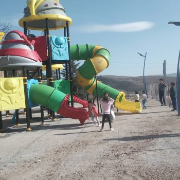 اجرای ۸ پروژه مبلمان شهری در مراوه تپه استان گلستان